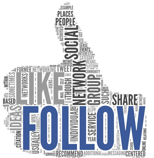 Social-media-follow Nieuws