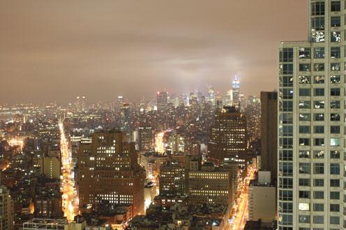 citybranding-zicht-op-nachtelijke-stad City branding: </br>is jouw gemeentelijk merk méér dan een uithangbord?
