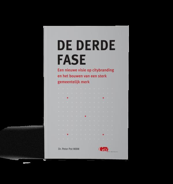 E-book De Derde Fase. Een nieuwe visie op citybranding en het bouwen van een sterk gemeentelijk merk