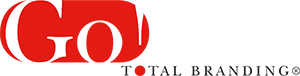 Wij zijn marketingstrategen – GO! Total Branding Logo