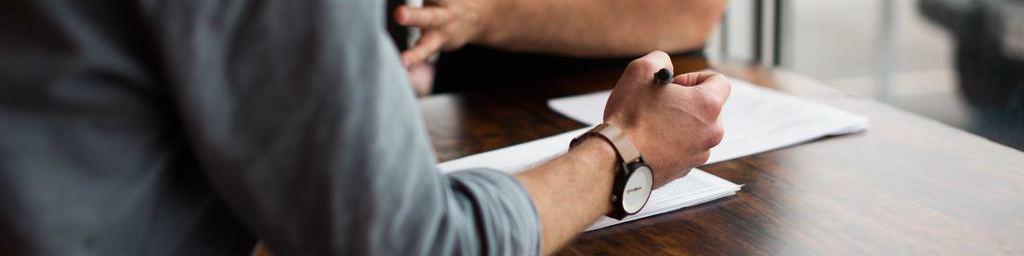 Ondernemingsplan Ondernemingsplan: hoe zet je jouw bedrijf op papier?